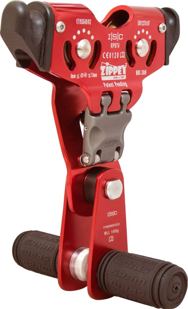 Zipp handlebar fitted