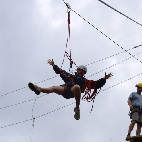 "Adventure Developments  ""Zip lines / Flying Foxes"""