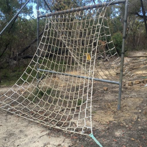 Nets and Ladders
